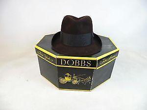 e7ab830a698 Dobbs Hat Box