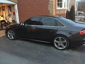 2013 Audi S4 Prestige Sedan $28900