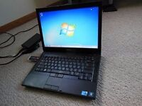 Fast Dell Laptop E6410 i7 -4gb ram ,500gb hdd .Clean Good condition