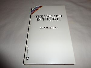 THE CATCHER IN THE RYE - BY J.D. SALINGER