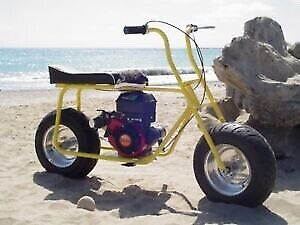 Looking for a mini bike frame or a cheap bike any condition
