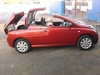 NISSAN MICRA C + C VERY RARE CABRIOLET..A REAL LITTLE GEM ..!!!!!!!!!!!!!!!!!!