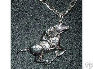 Horse Race Racing pendant charm Race Track LUCKY Jewelry Sterling Silver 925 HorseBack Riding training trainer jockey