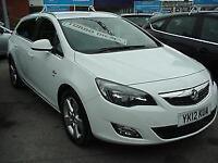 Vauxhall/Opel Astra 1.7CDTi 16v ( 125ps ) ecoFLEX 2012MY SRi