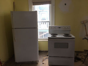 Free, working Hotpoint stove