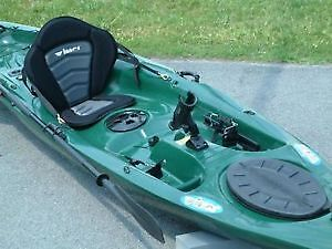 New Leisure Fishing Kayak By Winner with free Paddle Cornwall Ontario image 4