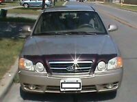 2004 KIA MAGENTIS *** REMOTE STARTER *** FULLY LOADED & RELIABLE