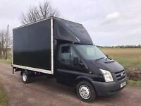 Professional man and van removal service,delivery service in all uk and outside 24/7.