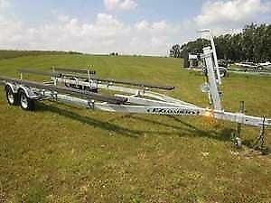 to purchase 24 foot pontoon tandem axle trailer
