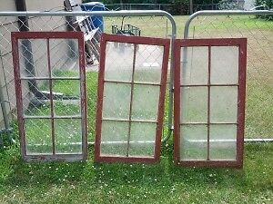 Searching for Old Barn Windows for Teen Project