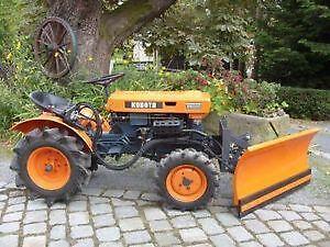 kubota traktor ebay. Black Bedroom Furniture Sets. Home Design Ideas