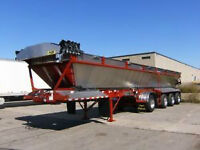 A-Z/DZ Drivers For Tri-axle/Live-bottom/Owner Operators