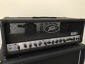 Peavey 6505+ Amp Head in mint condition - no trades please