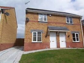 House to rent in Kirkby in Ashfield 2 bedroom new build