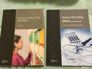 Selling Medical Office and Billing textbook