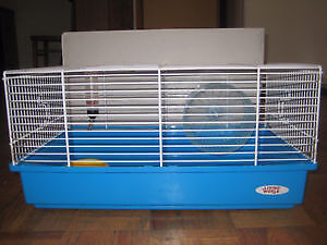 cage pour hamster - hamster cage 15$