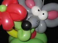 FACE PAINTERS * BALLOON TWISTERS * BALLOON DECORATIONS