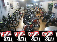 Destination Cycles - park & sell, bring us your bike today!