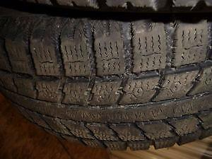 4 pneus d'hiver 205/65/15 Snowtrakker Radial ST/2