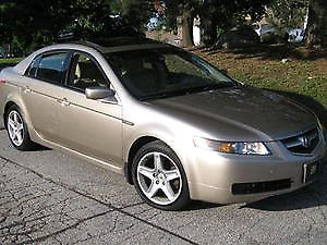 Acura TL - Clean Title
