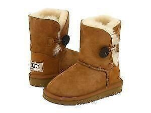 NEW Bailey Button Uggs - Toddler Size 6 - $80