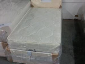 EXCLUSIVE SALE! Brand New! Free Delivery! Single Bed & Economy Mattress
