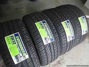 Four Brand New 245 / 35 R19 Evergreen EU72 Tires -- CLEARANCE