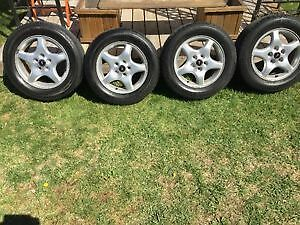 Pontiac grand prix rims
