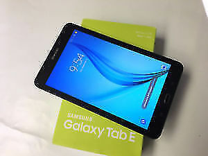 Brand New Samsung Galaxy Tab E , Wi-Fi + 4G-GSM (sealed box)