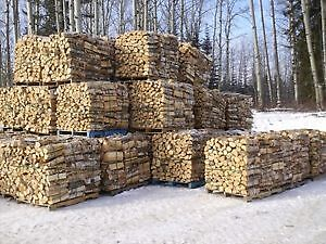 Seasoned Firewood for Sale!!! BIRCH TAMARACK SPRUCE/PINE