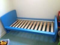 Mamut toddler series bed from ikea