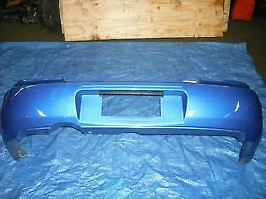 Subaru Impreza WRX STi Version 8 Rear Bumper 2004 2005