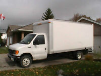 MOVING TRUCK 20 FEET IN GREAT MECHANICAL CONDITION $10000