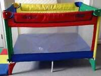 Graco Pack N Play Travel Cot FREE DELIVERY