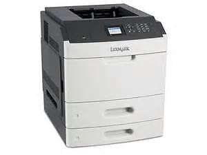 LEXMARK MS810DTN MONO LASERTJET PRINTER