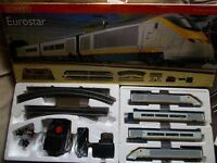 hornby eurostar like new £85 hwest