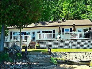 Cottage Rental in Golden Lake  Fall Rate is $995.
