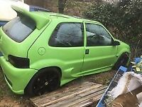 CITROEN SAXO WANTED VTR VTS MODIFIED ETC