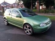 VW Golf MK4 Parts