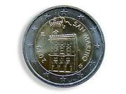 2 Euro Sondermünze San Marino