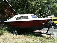Pedro 5m boat