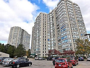 Beautiful Condo In The Heart of Brampton under 300000