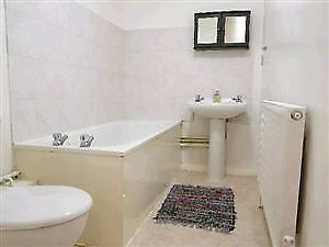 2 Bed room ground floor flat (very large rooms)