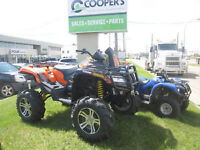 ATV SERVICE/REPAIR, COOPERS IS OUR 1# STOP!