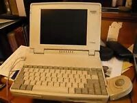 Very 1st 1994 Toshiba T1910 Laptop Ever!!!!!