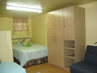 FULLY FURNISHED ROOMS FOR RENT
