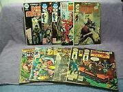 Horror Comic Lot