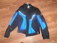 Blue Rhyno Men Bike Jacket