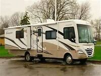 RV Class A for Rental - 2010 Ford Encounter