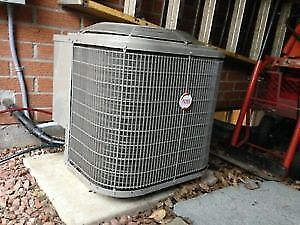 Central Air Conditioner, Humidifier, Furnace Installations